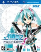 Jeu Video - Hatsune Miku - Project Diva F