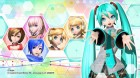 Jeu Video - Hatsune Miku: Project DIVA Future Tone