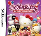 jeux video - Hello Kitty - Birthday Adventures
