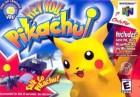 Jeu Video - Hey You! Pikachu