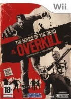 Jeu Video - The House of the Dead - Overkill