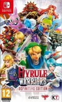 Jeu Video - Hyrule Warriors: Definitive Edition