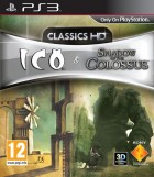Jeu video -Ico & Shadow of the Colossus - Classics HD