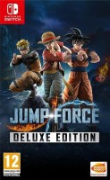 jeu video - Jump Force - Deluxe Edition