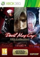 Jeu video -Devil May Cry HD Collection