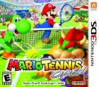 Jeu Video - Mario Tennis Open