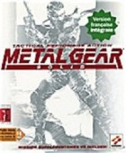 Jeu Video - Metal Gear Solid