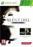 Jeu Video - Silent Hill - HD Collection