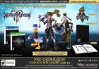 jeux video - Kingdom Hearts III - Edition Deluxe + Bring Arts Figures