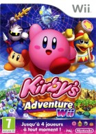Jeu Video - Kirby's Adventure Wii
