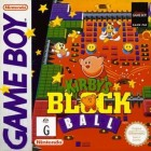 Jeu Video - Kirby's Block Ball