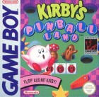 Jeu Video - Kirby's Pinball Land