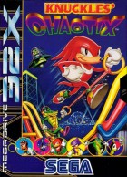 Jeu Video - Knuckles' Chaotix