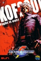 Jeu Video - The King of Fighters 2001 - Neo Geo