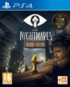 jeux video - Little Nightmares - Deluxe Edition