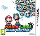Jeu Video - Mario & Luigi - Dream Team Bros.