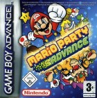 Jeu Video - Mario Party Advance