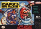 Jeu Video - Mario's Time Machine