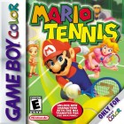 Jeu Video - Mario Tennis