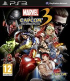 Jeu Video - Marvel vs. Capcom 3 : Fate of Two Worlds
