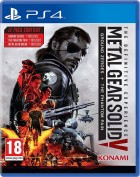Jeu Video - Metal Gear Solid V : The Definitive Experience