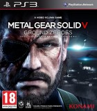 Jeu Video - Metal Gear Solid V - Ground Zeroes