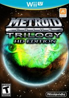 Jeu Video - Metroid Prime Trilogy - HD Edition