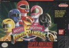 Jeu Video - Mighty Morphin Power Rangers