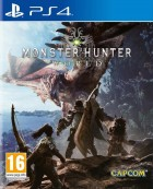 jeux video - Monster Hunter World