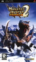 Jeu video -Monster Hunter Freedom 2