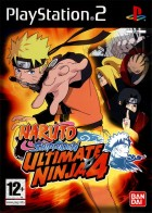 Jeu video -Naruto Shippuden - Ultimate Ninja 4