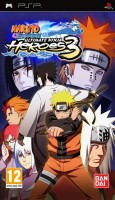 jeu video - Naruto Shippuden - Ultimate Ninja Heroes 3