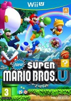 Jeu Video - New Super Mario Bros. U