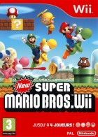 Jeu Video - New Super Mario Bros. Wii