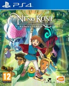 Ni no Kuni : La Vengeance de la Sorcière Céleste Remastered - Playstation 4 - PS4