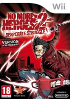 Jeu Video - No More Heroes 2 Desperate Struggle