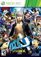 Jeu Video - Persona 4 Arena Ultimax