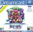 Jeu Video - Phantasy Star Online