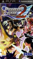 Jeu Video - Phantasy Star Portable 2