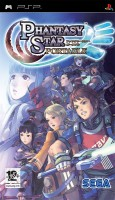 Jeu Video - Phantasy Star Portable