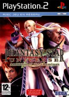 Jeu Video - Phantasy Star Universe - Ambition of the Illuminus