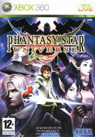 Jeu Video - Phantasy Star Universe