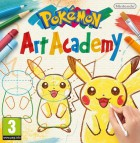 Jeu Video - Pokémon Art Academy