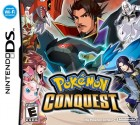 jeux video - Pokemon Conquest