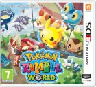 jeu video - Pokémon Rumble World