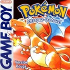 Jeu Video - Pokémon Rouge