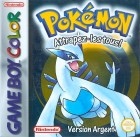 jeu video - Pokémon Argent