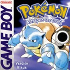 Jeu Video - Pokémon Bleu