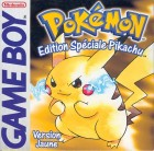 Jeu Video - Pokémon Jaune