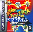 Jeu Video - Pokémon Pinball - Rubis & Saphir
